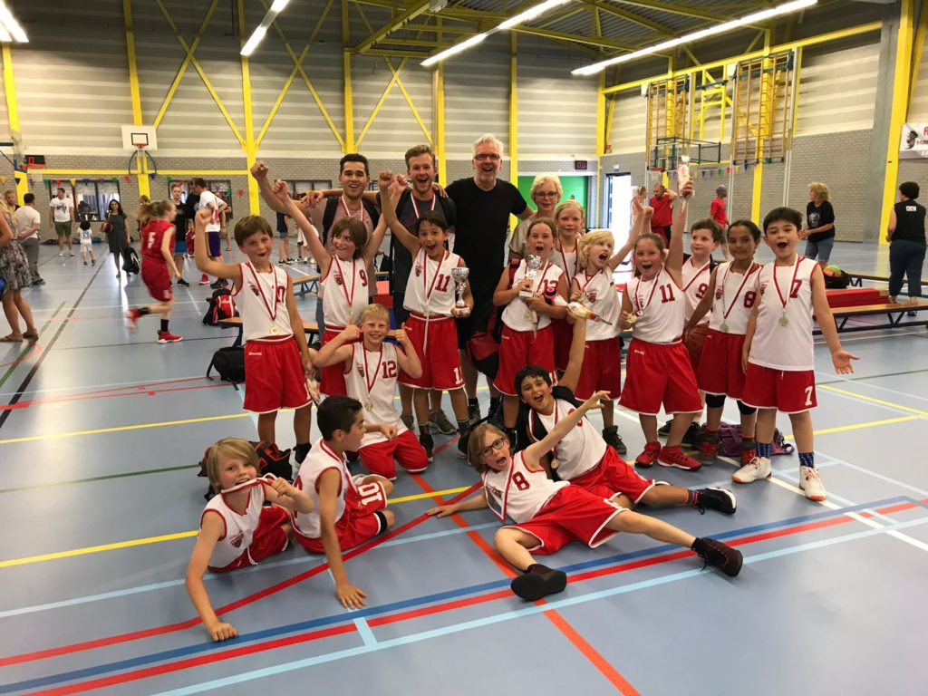 U10 toppers!