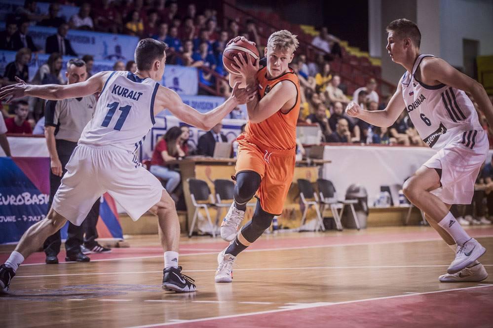 Keye van der Vuurst in selectie Orange Lions