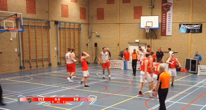 Heren 1 vs Racing Beverwijk