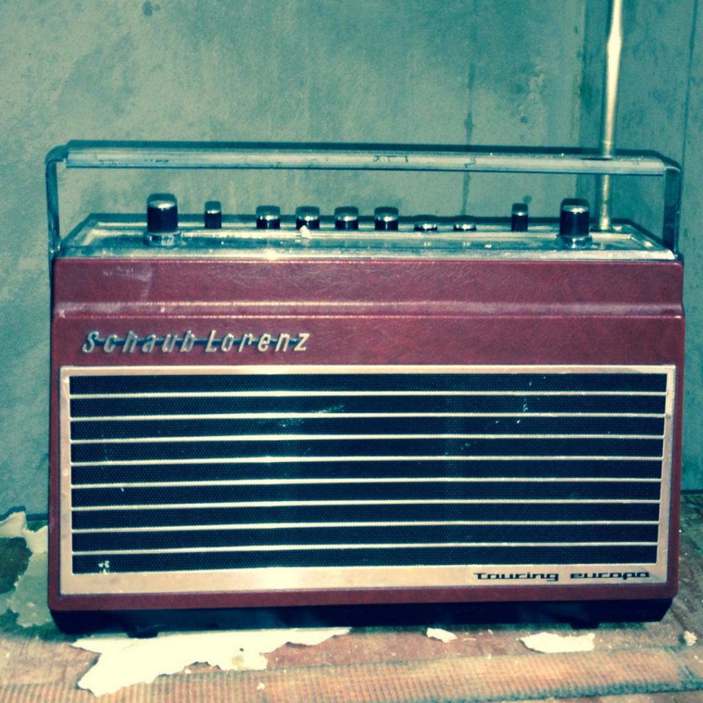 Loko op de radio