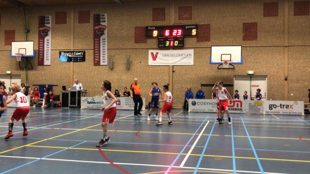 Final4: MU12-1 vs BS Leiden