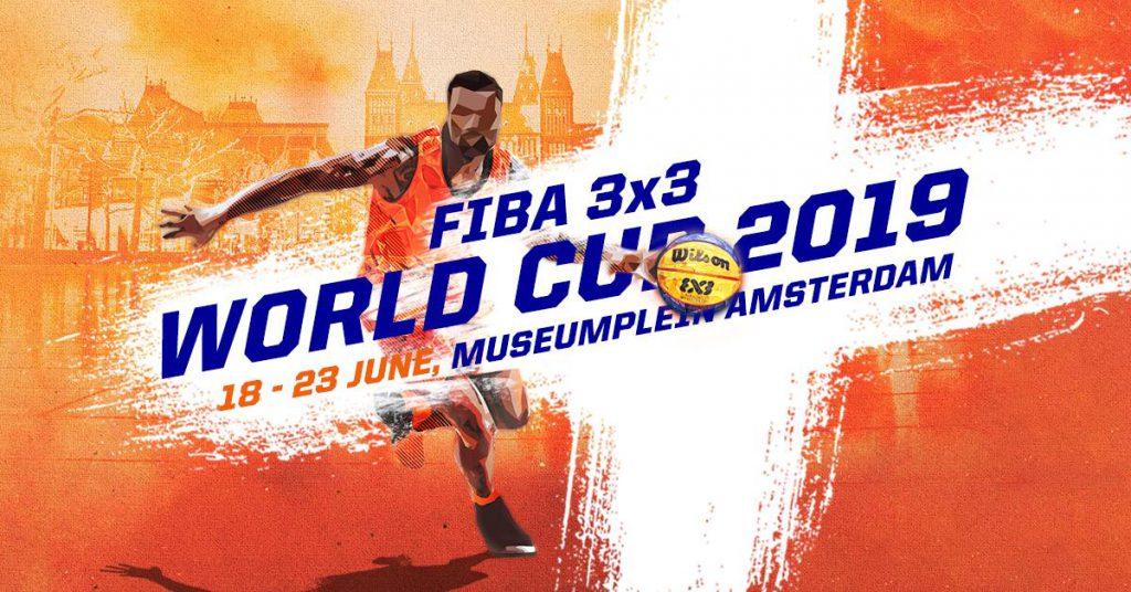 Met korting naar FIBA World Cup 3×3!