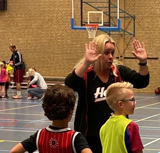Gratis basketbal clinic