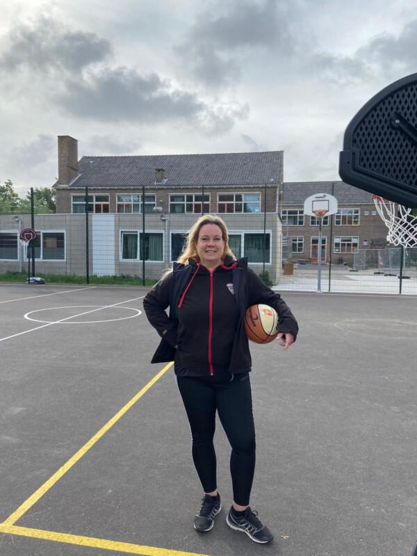 Basketballen in de zomer, doe mee!