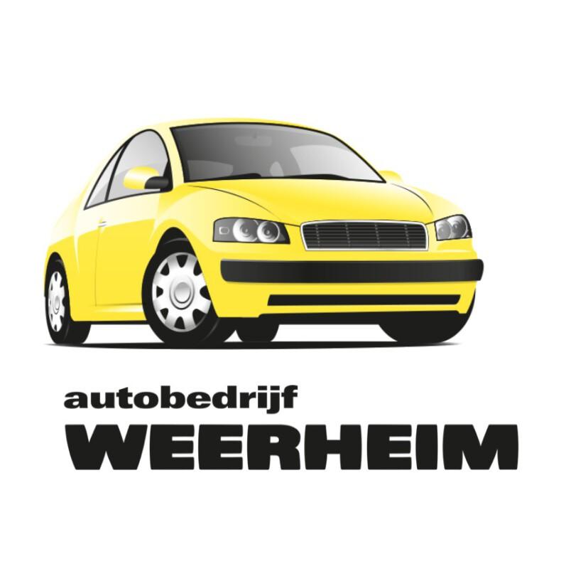 Nieuwe sponsor – Autobedrijf WEERHEIM