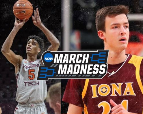 Lokomotief in March Madness