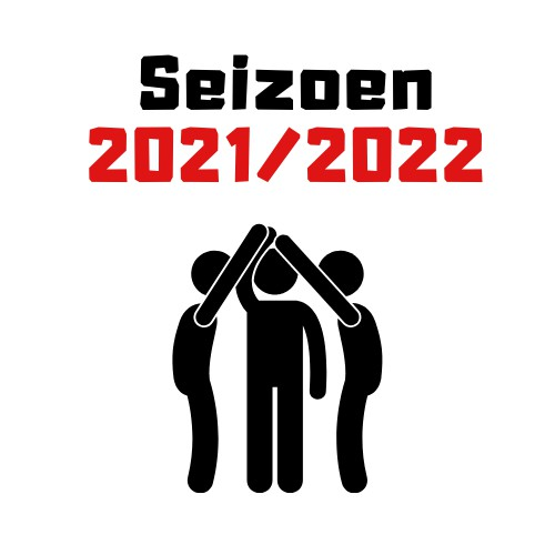 Lidmaatschap + teams 2021/2022
