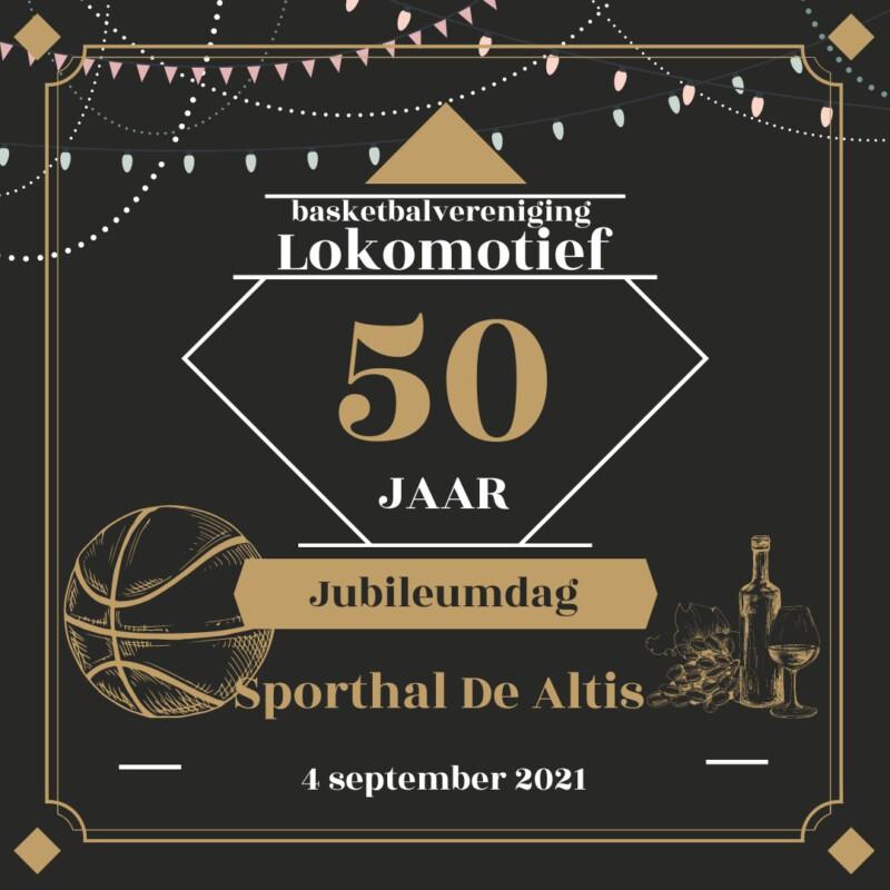 Aanmelden Loko jubileum
