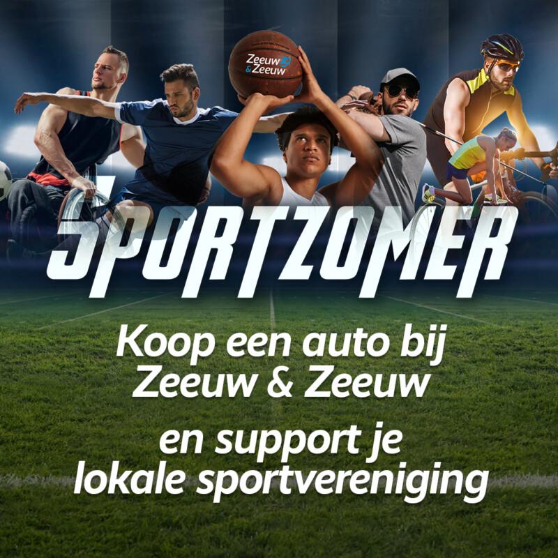 Sportzomer actie