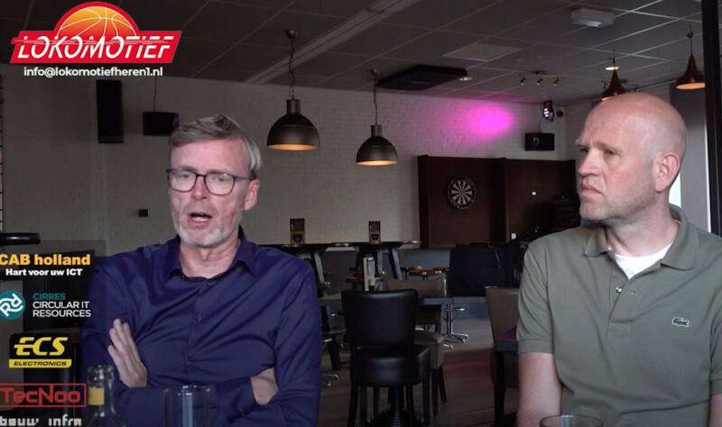 Interview Pieter en Ronald