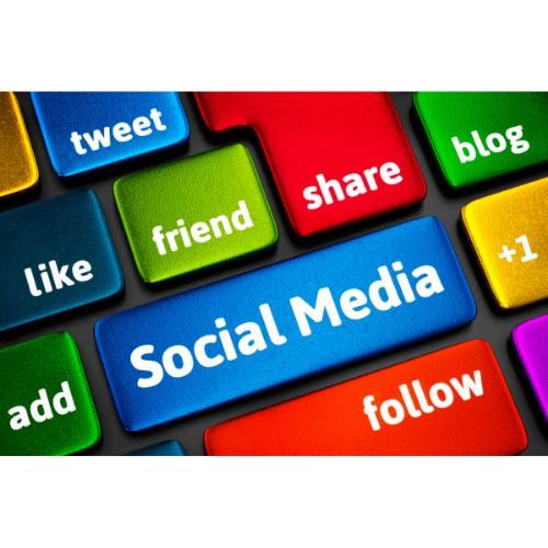 WhatsApp & social media